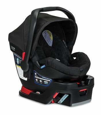 Britax B Safe 35 Infant Seat With Base, Black Rush Shipping