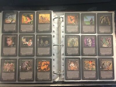 Middle-Earth CCG - The White Hand Complete Full Set - MECCG SATM MELE