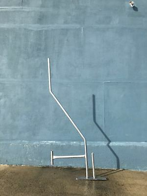 Galvanized Temporary   Fence Stay