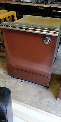 Tappan Vintage Dishwasher - Circa 1972, Working Condition Coppertone color