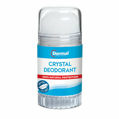 NEW Dermal Therapy Crystal Stick Deodorant – 120g