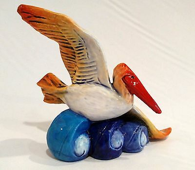 "Danisha ""spoondrift""  Limited Edition Hand-Painted Porcelain Miniature Sculpture"