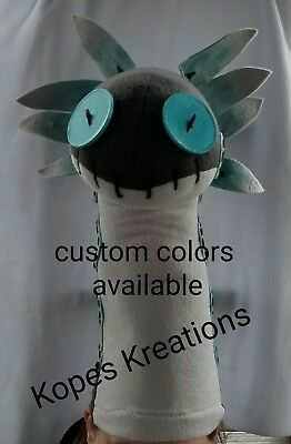 WIGGLER HEAD Armor Monster Hunter World MHW Cosplay Hat with Face Covering scarf