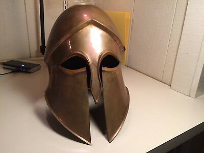 Bronze Corinthian Helmet from Kult Of Athena