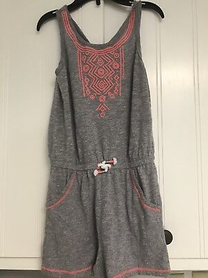 Girls Romper Size 6-6x Small Cat And Jack