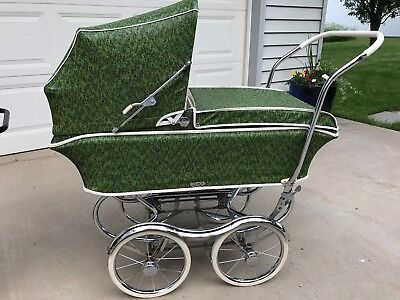 Vintage  Baby Stroller Carriage Buggy