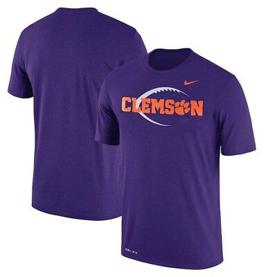 Clemson Tigers Nike Dri-Fit Icon Legend Shirt Size L