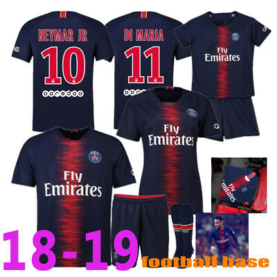 2018-19 Football Kits Soccer Jersey Training Suits Shirts For Kids Adults Youth