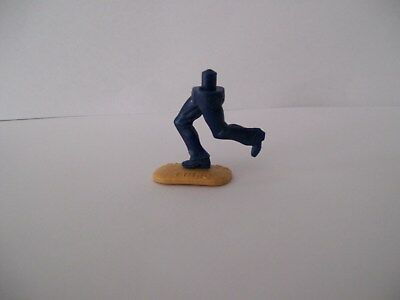 timpo cowboys legs very rare dark blue in a running position& ingood condition