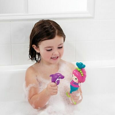 Munchkin Kids Baby Bath Toy Splash Along Mermaids