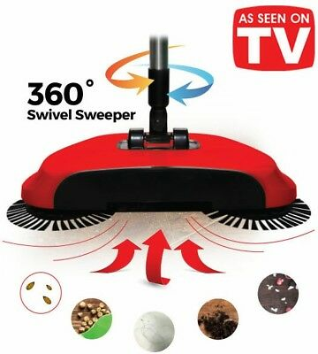 Kleva Swifty Sweep Broom.