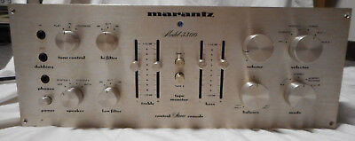 MARANTZ Model 3300 solid state Control Console / PreAmp!  Works Great!
