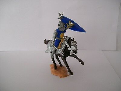 timpo knight silverpainted armour&horse armourlooks great