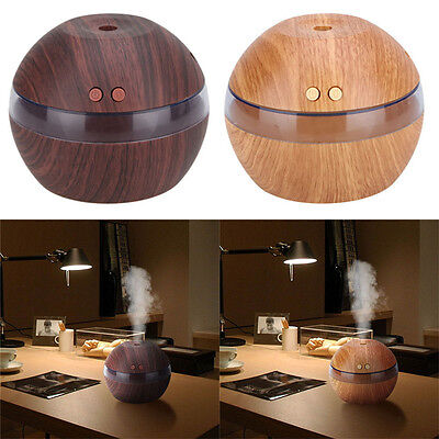 Air Aroma Essential Oil Diffuser LED Ultrasonic Aroma Aromatherapy HumidifiePB
