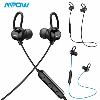 Mpow Bluetooth Headphones Wireless Earphones In-ear Sweatproof Sports Earbuds