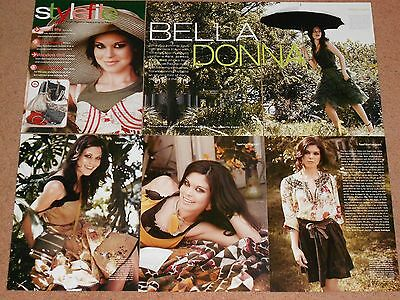 6- KATE BELL Magazine Clippings (B)