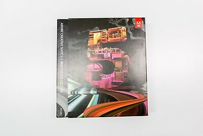 Adobe Creative Suite Master Collection 5.5, MAC OS, Deutsch, Vollversion
