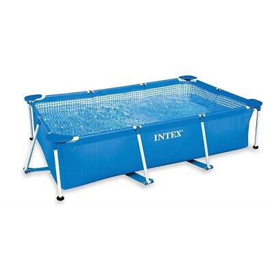 INTEX PISCINA DESMONTABLE 260X160X65CM - Piscina desmontable rectangular