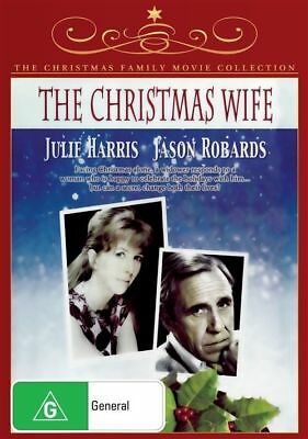 The Christmas Wife DVD New and Sealed Australia All Regions