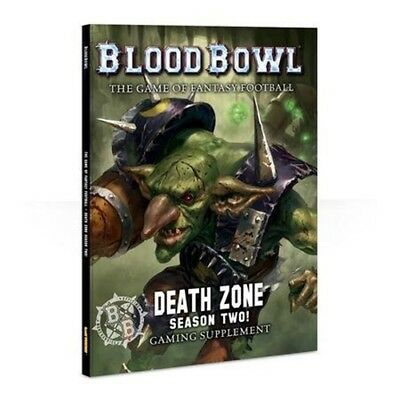 Blood Bowl - Death Zone Season Two! - Gaming Supplement - Softcover/Englisch-NEU
