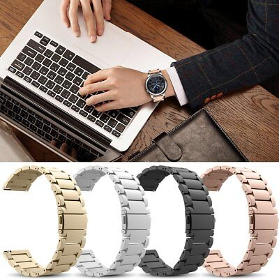 Stainless Steel Watch Band Strap Bracelet for Samsung Gear S3 Frontier/Classic