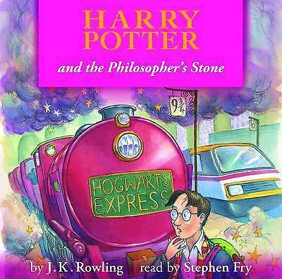 Harry Potter and the Philosopher's Stone (Book 1) by J. K. Rowling MP3 Audiobook