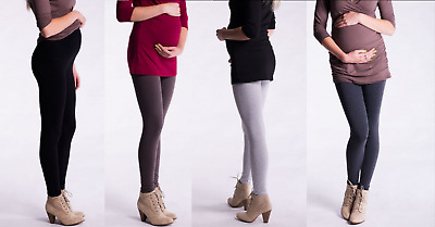 Ladies MATERNITY  LEGGINGS Full Length