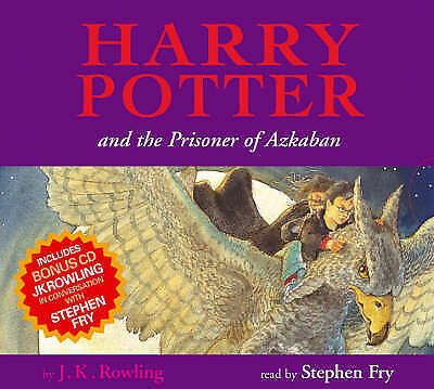 Harry Potter and the Prisoner of Azkaban (Book 3) by J. K. Rowling MP3 Audiobook