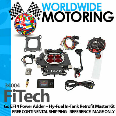 FITECH FUEL INJECTION System 34002