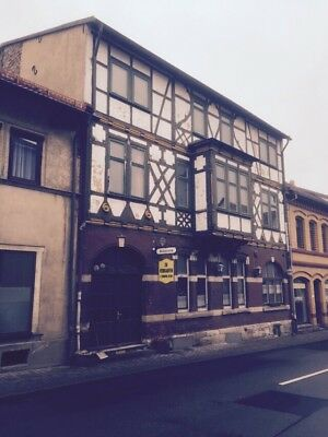 Main Street Freehold Building, Restaurant - Bar & 4 Flats, Brotterode,  Germany