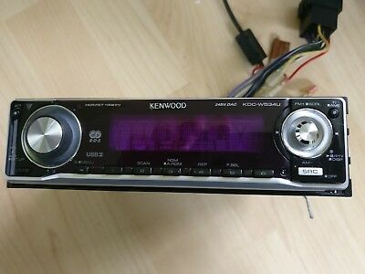 Autoradio Kennwood - KDC-W534UA  4X45 Watt MP3 WMA AAC  CD-  Radio USB