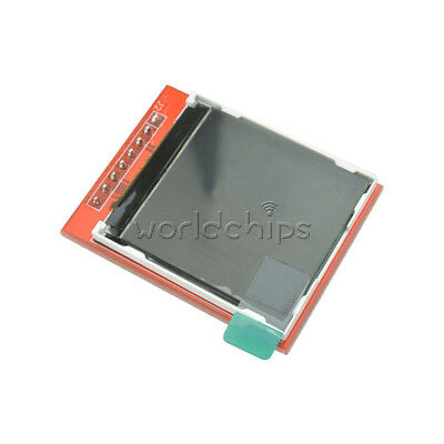 2PCS Red 1.44 inch TFT 128×128 SPI Serial LCD Module ST7735 Repl. Nokia 5110 LCD