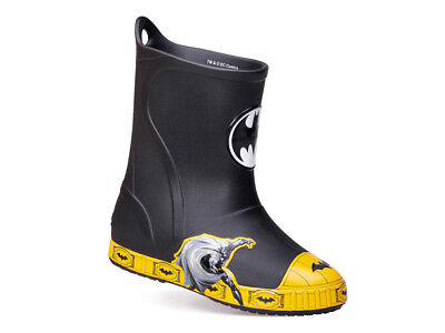 competitive price 61543 21e68 CROCS BUMP IT Batman Boot Black Gummistiefel 203517-001