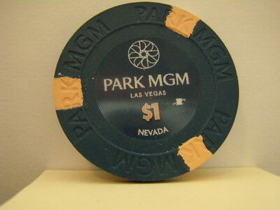 Park MGM $1 Chip NEW