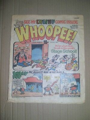 Whoopee issue dated July 5 1980