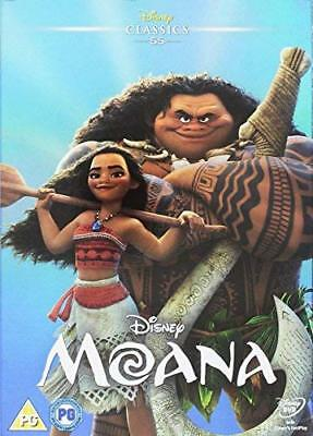 Moana DVD New (DVD  2017)