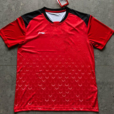 SHIRT; OFFICIAL Li-Ning Table Tennis Shirt Chinese National Team Size: 2XL