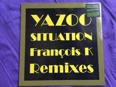 RSD 2018 Record Store Day Yahoo Situation Francois K Remixes