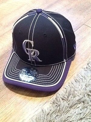 Colorado Rockies MLB 39Thirty New Era Cap Size Small - Medium