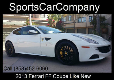 Ferrari FF 2dr Hatchback 2013 FERRARI FF COUPE LOW MILE ( JUST 7k+) SUPERB IN&OUT SUMMER SALE PRICE!