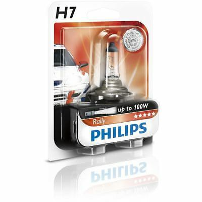 2x Philips H7 12V 80W PX26d 12035RAC1 RALLY VISION OFF-ROAD AUTOLAMPE