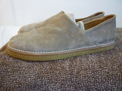 2ccf1b5e2a VINCE GIFFORD SUEDE SlipOn Shoes  295 Mens 10 Made In Italy New WO Box -   104.99