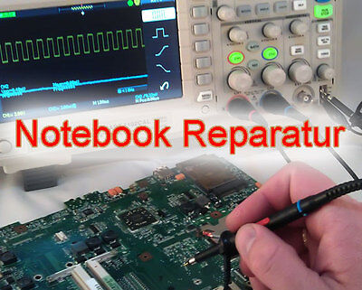 HP Pavilion DV7 Notebook Laptop Grafikchip North Bridge Mainboard Reparatur