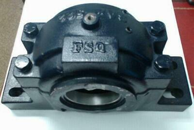 FSQ SAF 522 Pillow Block Housing Four-Bolt Base Split Pillow Block Cast Iron