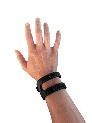 WristWidget® BLACK for TFCC tears - ulnar sided wrist pain (Wrist Widget)