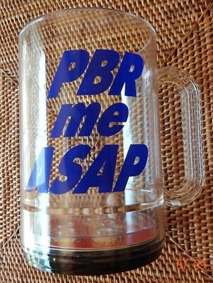Pabst Blue Ribbon 1992 Game Mug