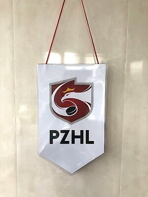 Poland Ice Hockey Federation Official Pennant IIHF