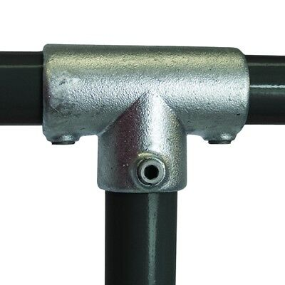 Long Tee Joint Key Clamp Handrail System 101 C04 Kee Pipe Clamp Tube