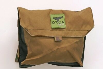 Orca Large Storage Pouch Classic Camo