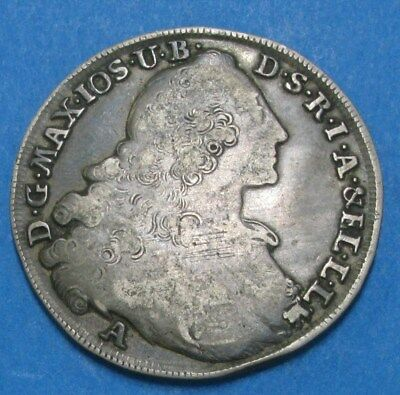 Older Bavarian Silver Coin - No reserve